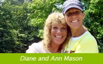 Ann and Diane Mason